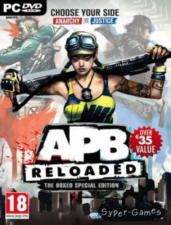 APB: Reloaded (v1.9) (2011/RUS/RUS/L)