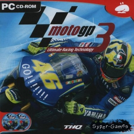 MotoGP Ultimate Racing Technology 3 (Бука) (2005/RUS/L)