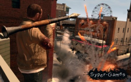 Grand Theft Auto IV: Extreme (PC/Русский)