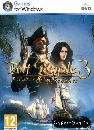 Port Royale 3: Pirates (PC/Лицензия /RUS)