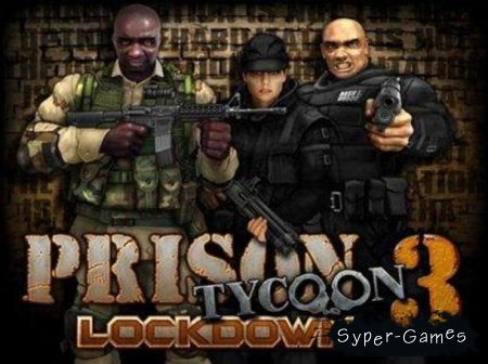 Prison Tycoon 3: Lockdown (PC/RUS)