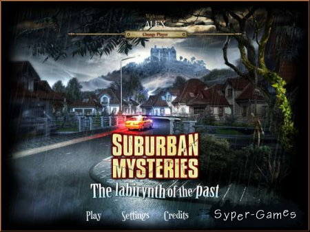 Suburban Mysteries: The Labyrinth of the Past (2012/ENG)