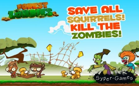Forest Zombies (Android)