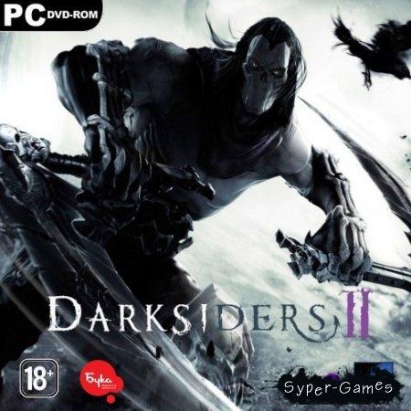Darksiders II Death Lives (2012/RUS/MULTI5)