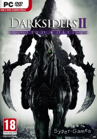 Darksiders II: Death Lives - Limited Edition (2012/ENG/Steam-Rip от R.G. GameWorks)