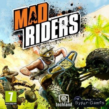 Mad Riders + DLC (Ubisoft) (2012/ENG/MULTi5/L/Steam-Rip от R.G. Игроманы)