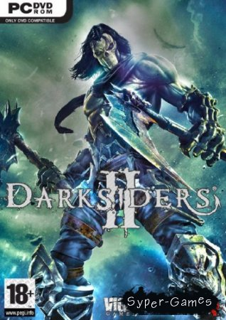 Darksiders II: Death Lives - Limited Edition (2012/Rus/Eng/PC) RePack by Samodel