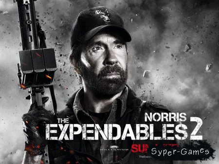 The Expendables 2 Videogame - Summer