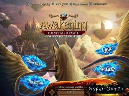 Awakening 4: The Skyward Castle Collectors Edition (2012/Eng)