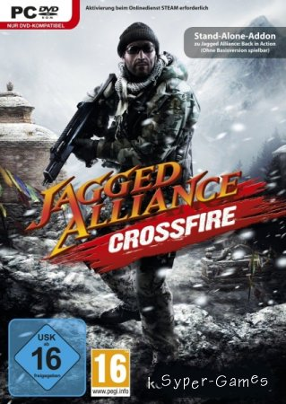 Jagged Alliance: Crossfire (2012/RUS/ENG/RePack by SEYTER)