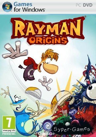 Rayman Origins (2012/Русский)