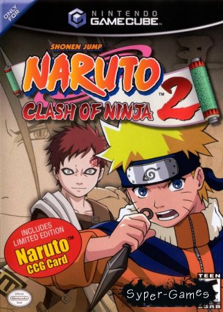 Naruto - Clash of Ninja 2 (ENG) (2006)
