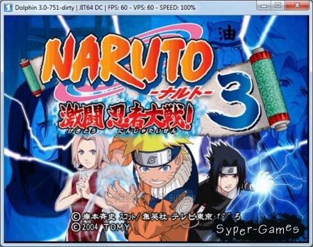 Naruto - Gekito Ninja Taisen 3 (JPN/2004)