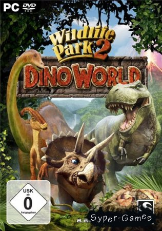 Wildlife Park 2: Dino World (PC/2012)
