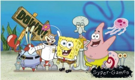SpongeBob (RUS/PC/Лицензия)