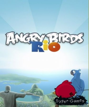 Angry Birds: Rio (PC/RePack/RUS)
