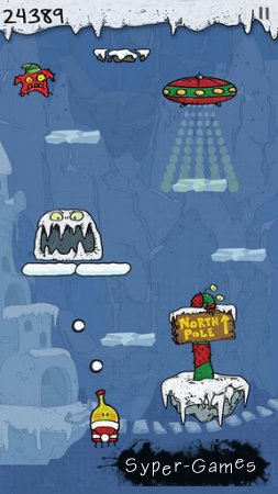 Doodle Jump Christmas Special (Android 1.5+)