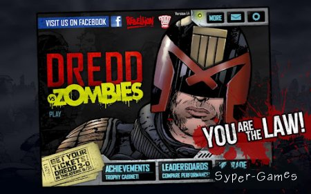 Judge Dredd vs. Zombies (Android 2.2+)