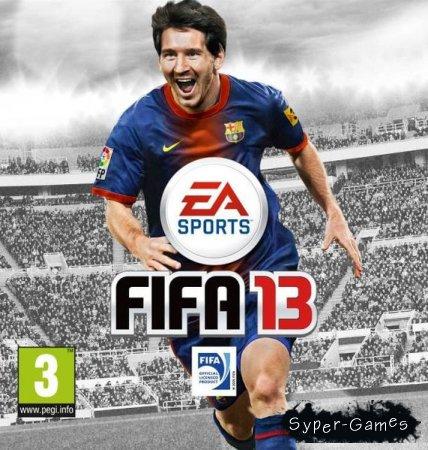 FIFA 13 (2012/RUS/ENG/PC)