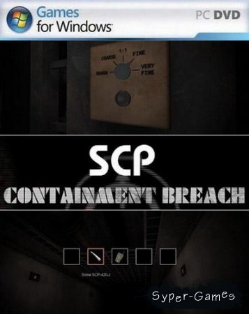 SCP: Containment Breach (2012/ENG)