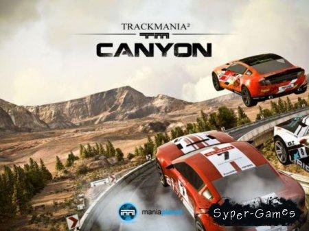 TrackMania 2 Canyon (RUS/ПК)