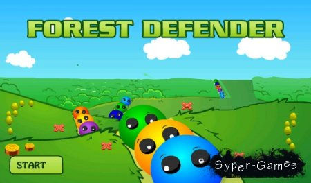 Forest Defense (Android 1.6+)