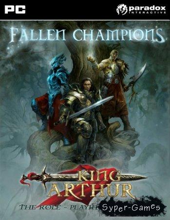 King Arthur: Fallen Champions + DLC (PC/2012/Русский)