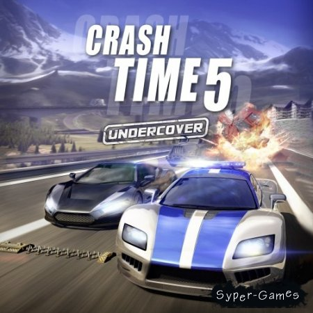 Crash Time 5: Undercover (dtp entertainment) (2012/ENG/DEMO)