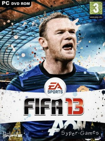 FIFA 13 - Ultimate Edition (2012/RUS/MULTi6/Origin-Rip)