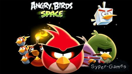 Angry Birds Space HD (Symbian 9.4, S^3, Anna, Belle)