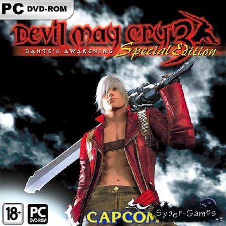 Devil May Cry 3: Dante's Awakening. Специальное издание (2006/RUS/ENG/RePack by R.G.Catalyst)