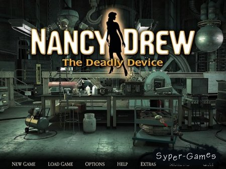 Nancy Drew: The Deadly Device (2012/Eng)