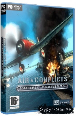 Air Conflicts: Pacific Carriers (2012/Rus/Multi5/PC) RePack от SEYTER