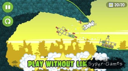 Bad Piggies HD (Android)