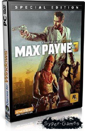 Max Payne III [7 DLC + Бонусный контент] (2012/RUS/ENG)