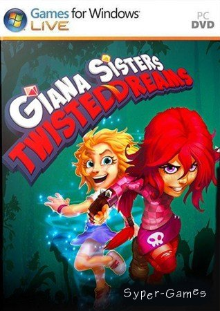 Giana Sisters Twisted Dreams (2012/ENG/Repack)