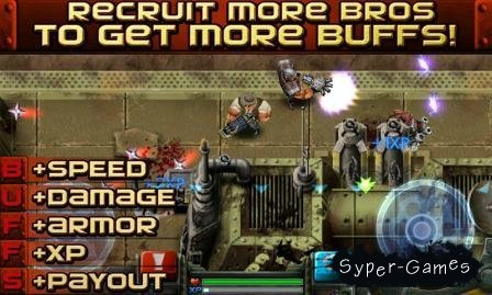 Gun Bros multiplayer (Android)