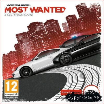 Need for Speed: Most Wanted (2012/PC/RUS/ENG/Full)