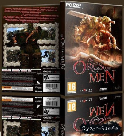 Of Orcs And Men (2012/PC/Rus/RePack)
