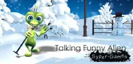 Talking Funny Alien (Android)
