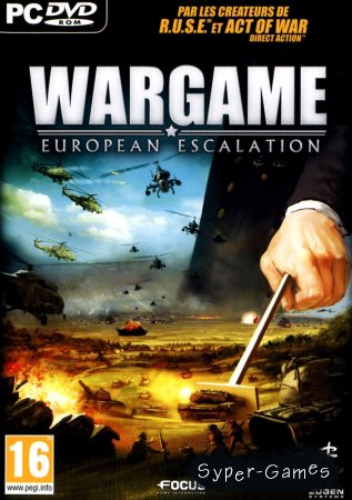 Wargame: Европа в огне / Wargame: European Escalation + 3 DLC (Upd.06.10.2012) (2012/RUS/ENG/MULTI11/RePack by Fenixx)