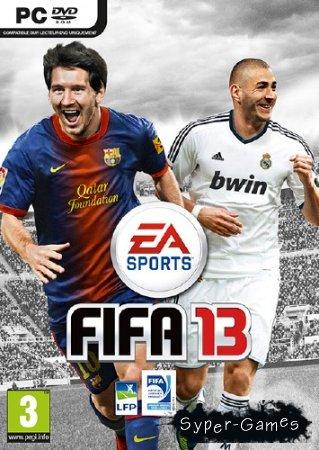 FIFA 13 (2012/RUS/Repack от Fenixx)