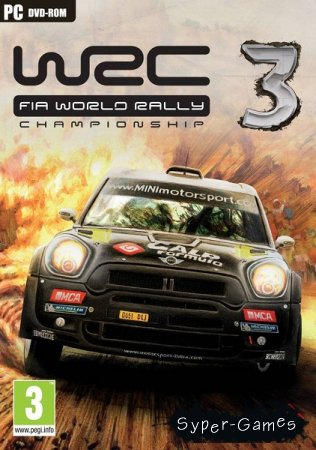 WRC 3 FIA World Rally Championship (2012/ENG)