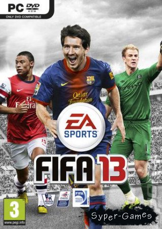FIFA 13 / Фифа 2013 (2012/RUS/ENG/PC)