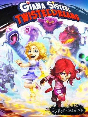 Giana Sisters: Twisted Dreams (2012/ENG)