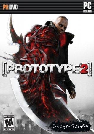 Prototype 2 (2012/RUS/ENG/RePack by TERRAN)