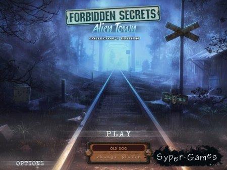 Запретные Тайны: Город Пришельцев. Коллекционное издание (2012/Rus)