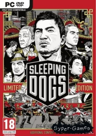 Sleeping Dogs Limited Edition(PC/2012/Rus/Eng)