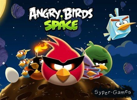 Angry Birds Space 1.3.1 (2012/ENG)