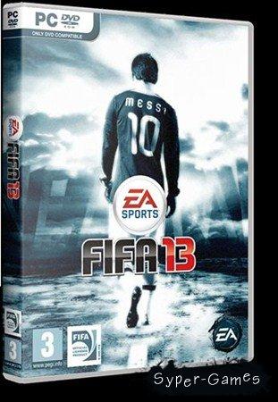 FIFA 13 v.1.5.0.0 + 1 DLC (2012/Rus) PC Repack Лицензии